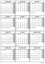 Télécharger calendrier annuel + future log 2021 (A4 ou A5)