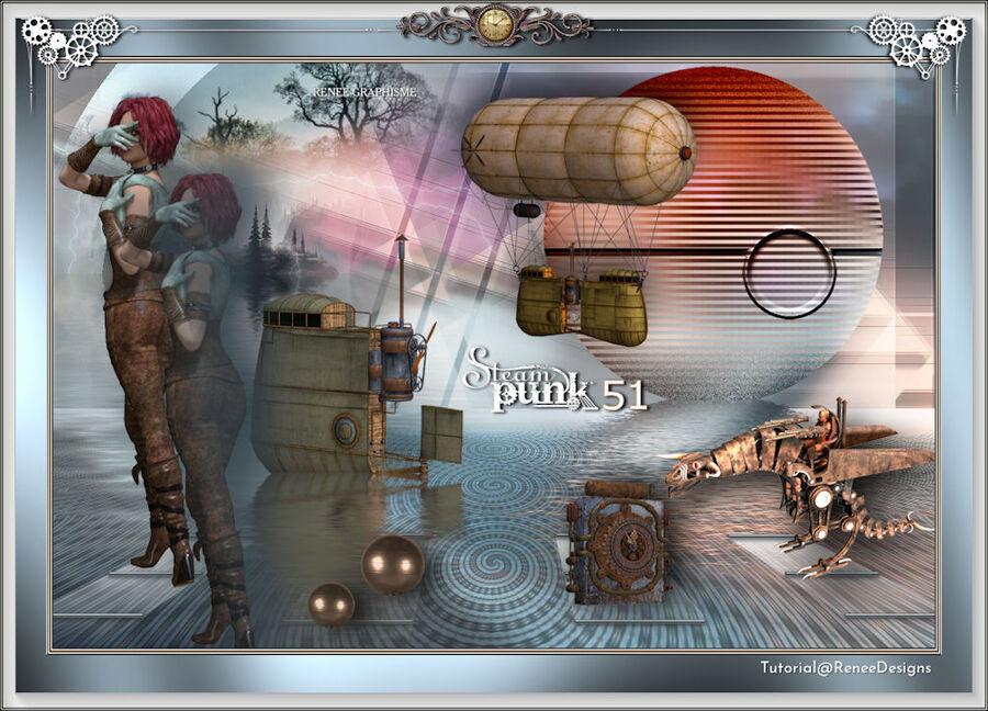 Steampunk 51