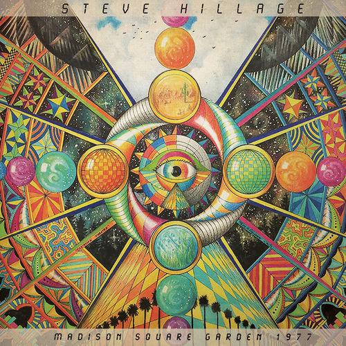 Steve Hillage Live