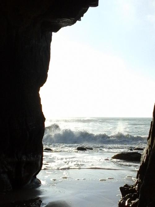 Quiberon (Morbihan) : L'arche