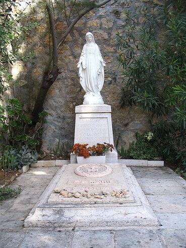 Rome : Alphonse Rastisbonne