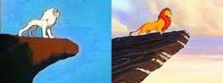 Le Roi Lion vs Le roi Léo