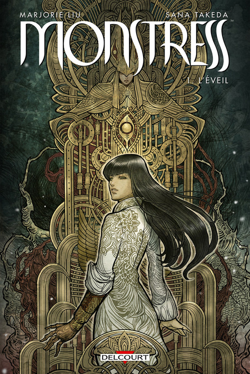 Monstress - Tome 01 L'éveil - Liu & Takeda