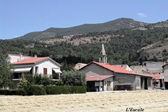 Village de L'Escale
