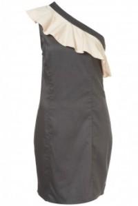 Annie Greenabelle asymetric dress