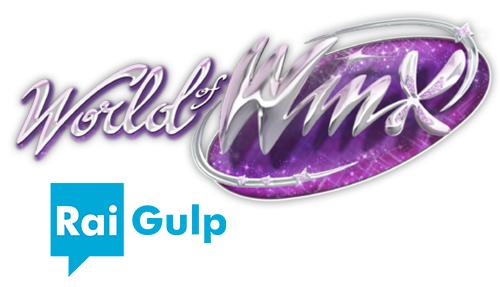 World of Winx - Génériques en italien !
