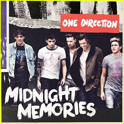 One Direction Midnight Memories Album