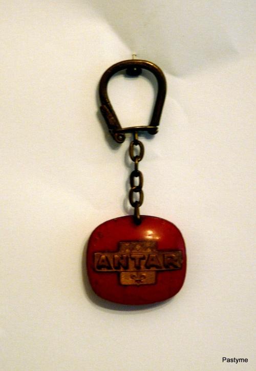Porte clés...publicité