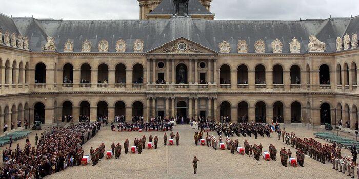 Là où tout a commencé en 2001 et 17 ans après c'est pire...  A quoi ont servi les 89 militaires français morts en Afghanistan ?
