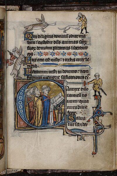 La bibliothèque royale de Belgique met en ligne 213 manuscrits