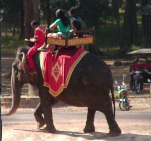 3 jours dans la zone d Angkor, partie 1