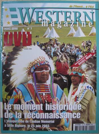 terre sauvage,western magazine,