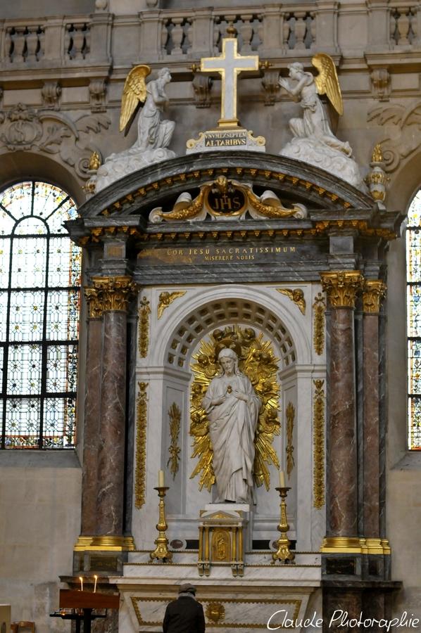 Paris - Paris - Île de France - Eglise Saint Paul/Saint Louis -