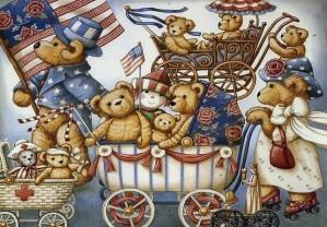 Hidden stars - Teddy
