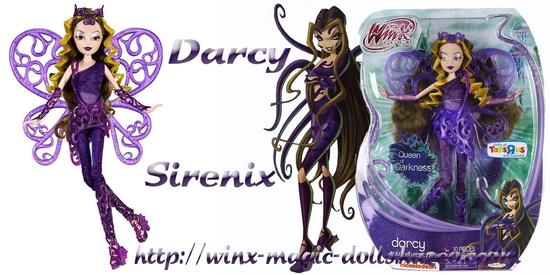 Darcy Sirenix