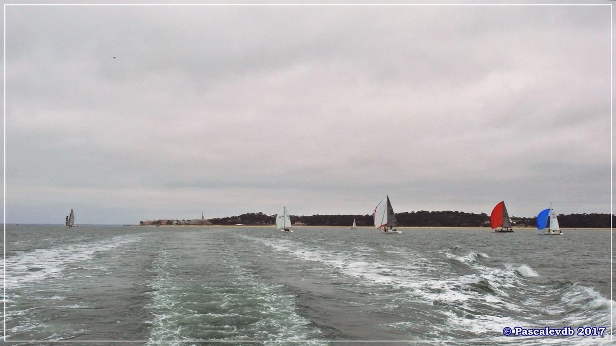 Traversée du Bassin entre Arcachon et le Cap Ferret - 2/14