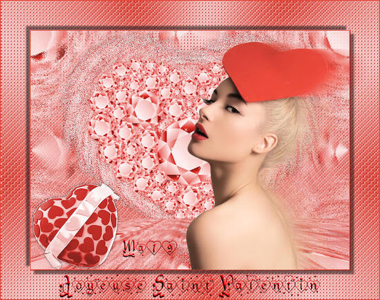 Saint Valentin!