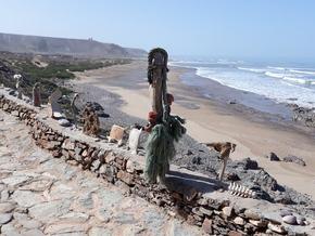 Remontée vers Agadir