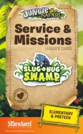 NEW! Service & Missions