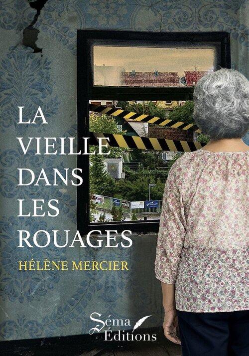 """@SemaEditions dévoile la couverture de """"La vieille dans les rouages"""" d'Hélène Mercier"""