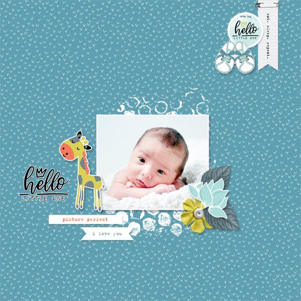 Little one boy - Little one girl