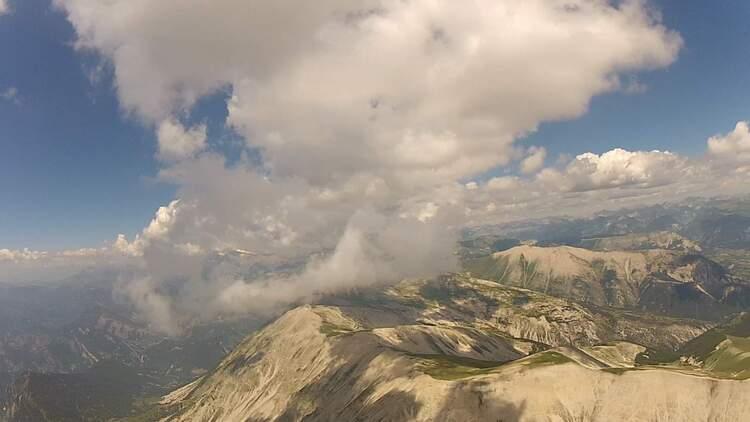 2 jours de cross dans les alpes du sud