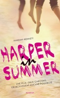 Chronique Harper in Summer d'Hannah Bennett