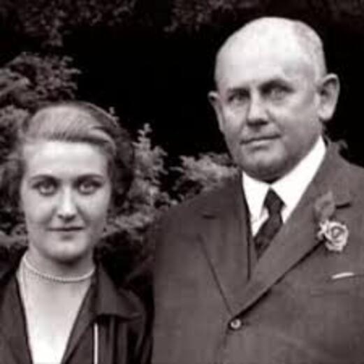 Helmut, l'amour platonique... ou pas de Magda Goebbels