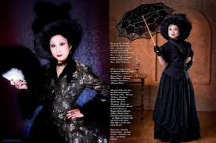 Gothic Model Magazine