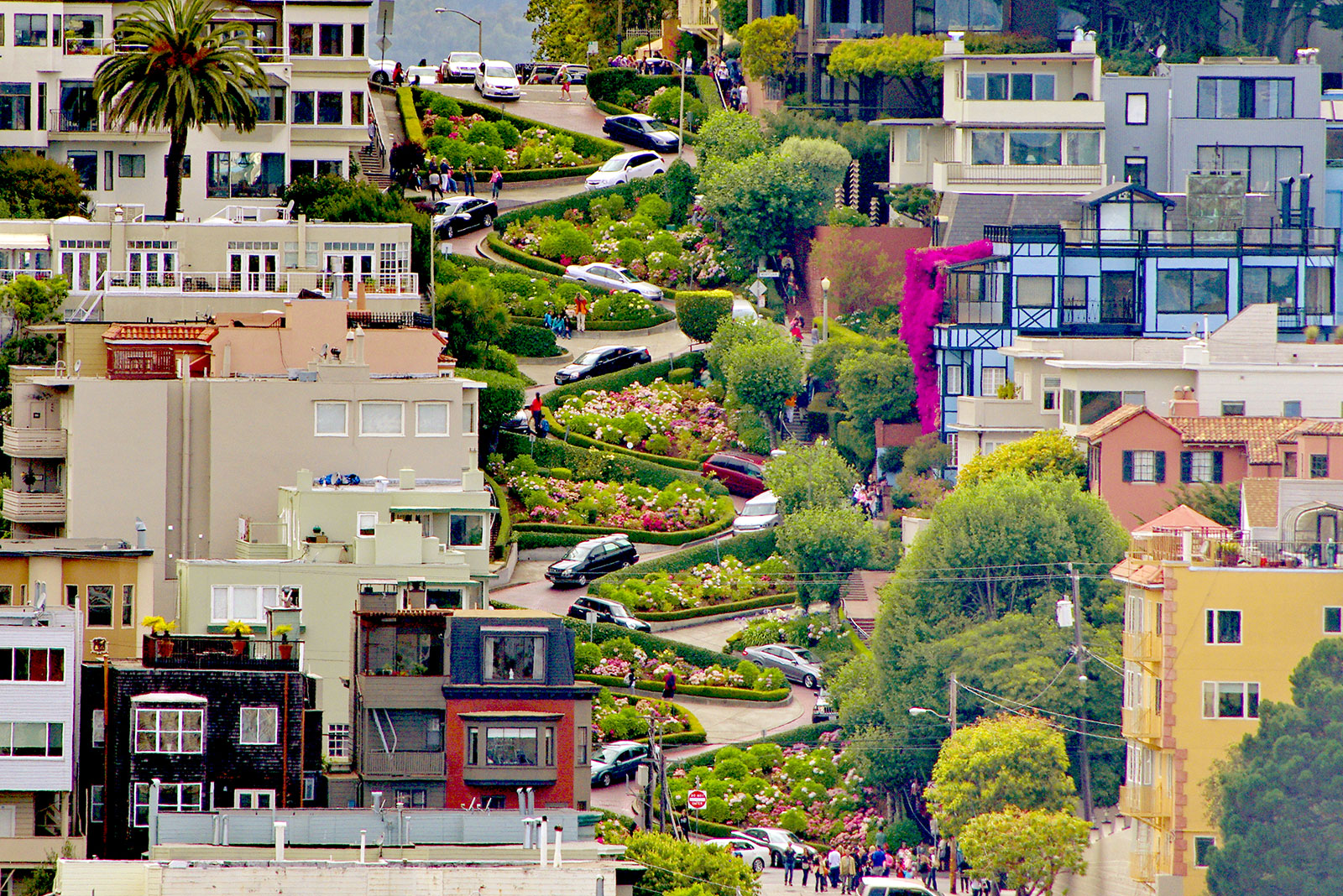 San Francisco et alentours - Spirit of USA