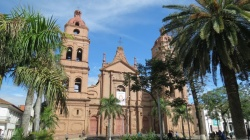 Cochabamba Santa Cruz, sud de la Bolivie