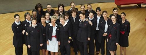 Le clin d'oeil d'Air France pour le 8 mars