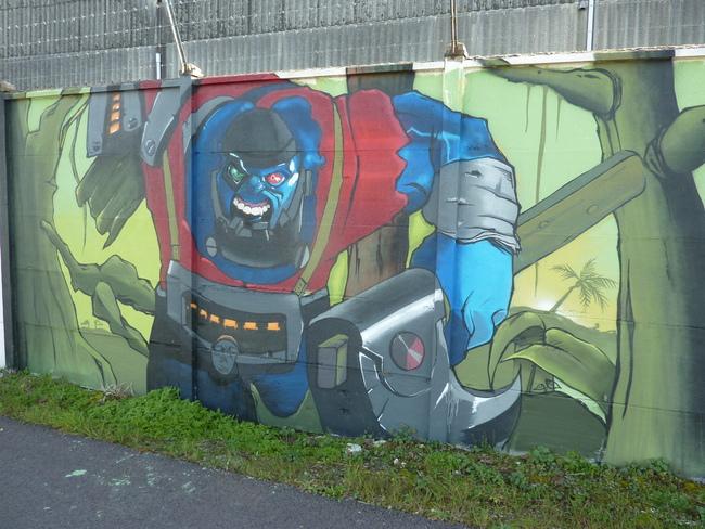 Street Art à Rouen