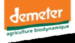 logo label demeter