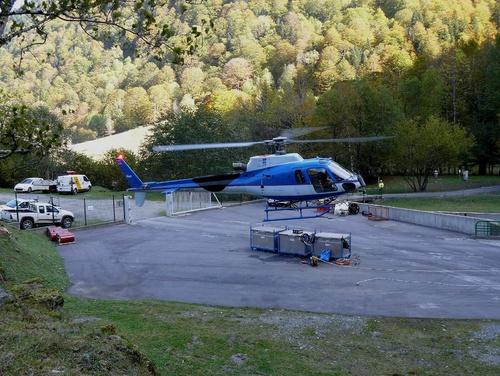AS-350 B3 Ecureuil / RTE EDF Transport - Bagnères de Luchon