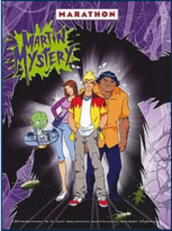 Martin mystere serie