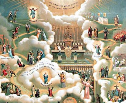 Catéchisme : Les commandements de l'Église