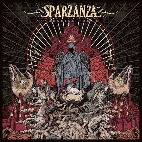 """SPARZANZA - Le nouveau single """"The Trigger"""" en écoute"""