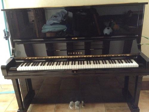 Mon nouveau VRAI piano