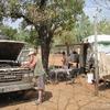 mali bamako campement kangaba