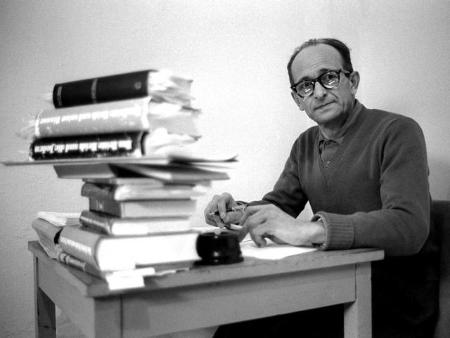 Israël dévoile une lettre inédite du nazi Eichmann