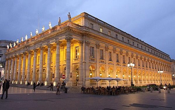 Bordeaux - Grand Théâtre