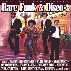 V.A. - Rare Funk & Disco - Vol.3 - Complete CD