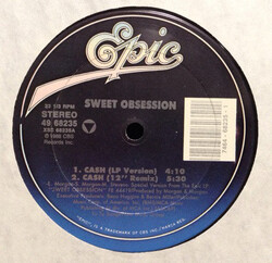 Sweet Obsession - Cash
