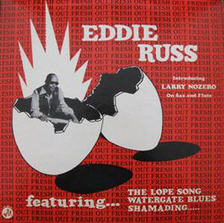 Eddie Russ - Fresh Out - Complete LP