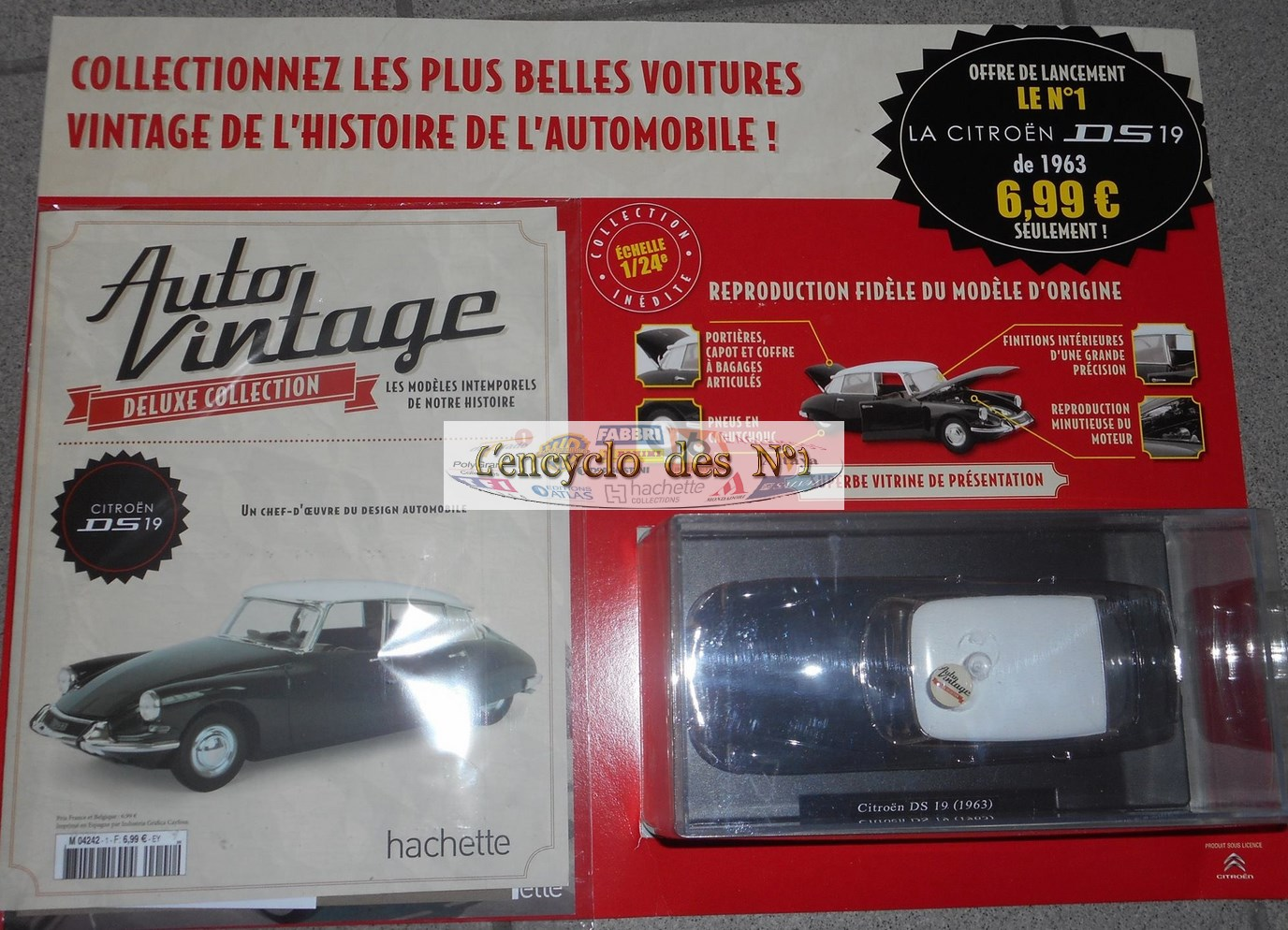 n 1 auto vintage deluxe collection test l 39 encyclo