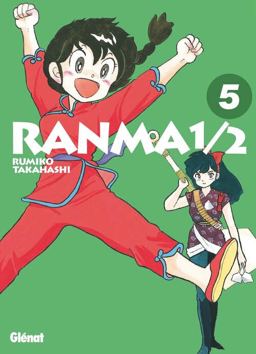 Ranma 1/2 perfect edition - Tome 05 - Rumiko Takahashi