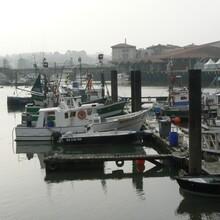 Le port de Saint-Jean-de-Luz