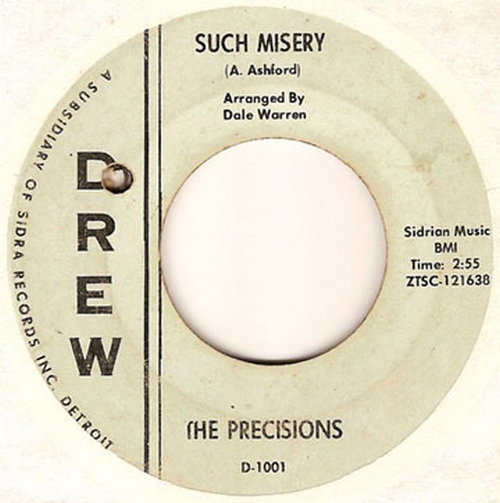 The Precisions : Such Misery