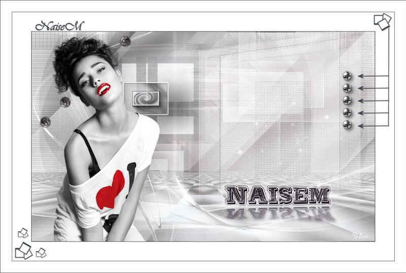 Naise M by Valy Scarp Passion